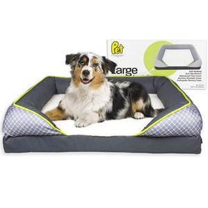 Pet Magasin Orthopedic Bolster Dog Bed