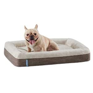BDEUS Bolster Dog Bed Medium Dogs