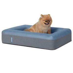BDEUS Bolster Orthopedic Dog Bed Small Dogs