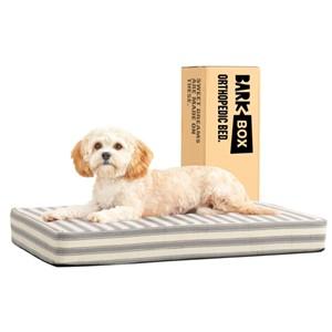 BarkBox Rectangular Orthopedic Dog Bed Small Dogs
