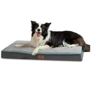 Bedsure Rectangular Dog Bed Medium Dogs