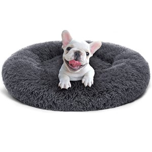 COHOME Donut Cuddler Dog Bed Small Dogs