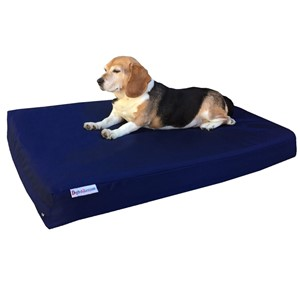DogBed4Less Rectangular Dog Bed Medium Dogs