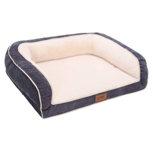 EMME Bolster Orthopedic Dog Bed Small Dogs