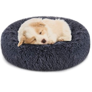 Focuspet Donut Orthopedic Dog Bed Small Dogs