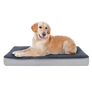 Focuspet Rectangular Orthopedic Dog Bed