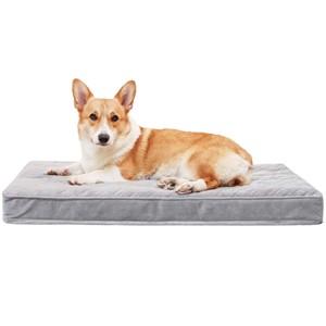 HACHIKITTY Rectangular Orthopedic Dog Bed
