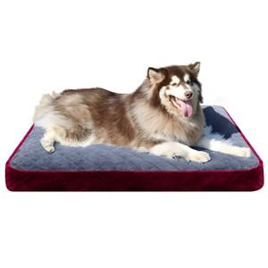 Hero Dog Rectangular Orthopedic Dog Bed