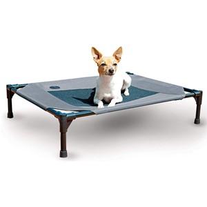 K&H Elevated Dog Bed Medium Dogs