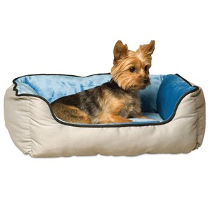 K&H Pet Self-Warming Rectangular Orthopedic Dog Bed Small Dogs