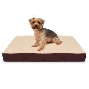 Kopeks Rectangular Orthopedic Dog Bed Small Dogs