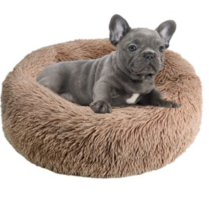 Lalipoda Cozy Donut Cuddler Dog Bed Small Dogs