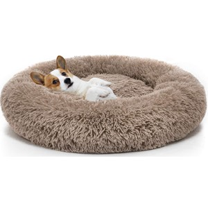 MIXJOY Donut Orthopedic Dog Bed Small Dogs
