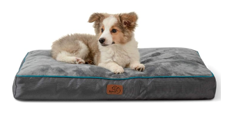 Small Dog Rectangular Bed