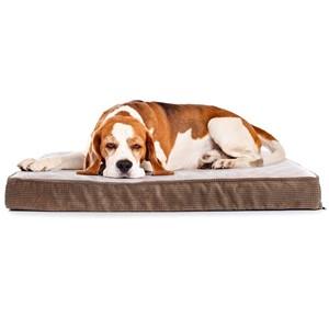 Millard Rectangular Orthopedic Dog Bed