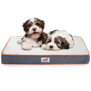 Toozey Rectangular Dog Bed Medium Dogs