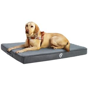 Utotol Rectangular Orthopedic Dog Bed