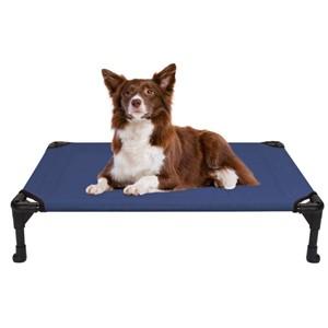 VeeHoo Elevated Rectangular Orthopedic Dog Bed
