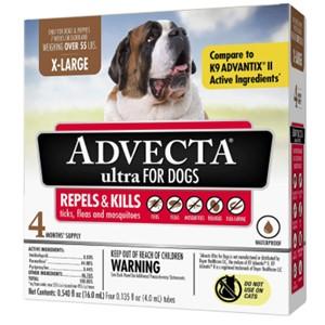 Advecta Flea Tick Treatment