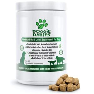 Doggie Dailies Hip Joint Supplement