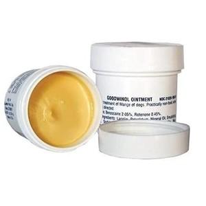 Goodwinol Ointment Mange Treatment