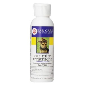 Miracle Care R-7M Ear Mite Treatment