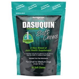 Nutramax Laboratories Dasuquin Joint Supplement Small Medium Dogs