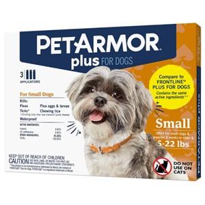 PetArmor Plus Flea Tick Treatment