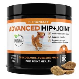 PetHonesty Advanced Hip Joint Supplement