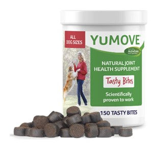 YuMove Natural Joint Health All Size Dogs Supplement